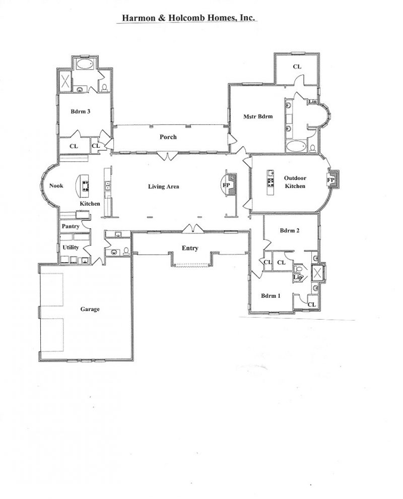 Floor plans zero lot line 28 images aspen zero lot for Zero lot house plans